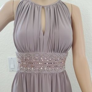 Gorgeous formal party dress.